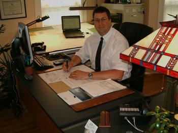 Robert Lawson - Lawson Surveying Principal