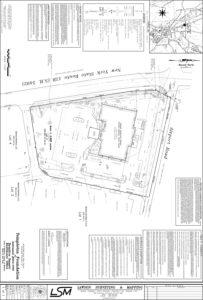 Lawson Surveying and Mapping - Bassett-Hamilton-Clinic
