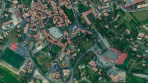 Lawson Survey - aerial-view