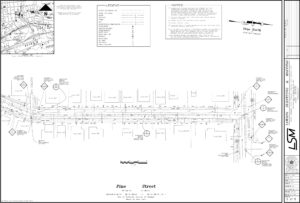 Lawson Survey & Mapping - Street Survey