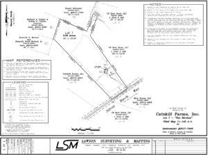 Lawson Survey & Mapping - Mortgage Surveys
