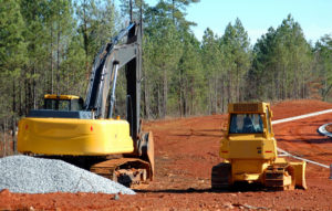 Lawson Surveying and Mapping | Construction