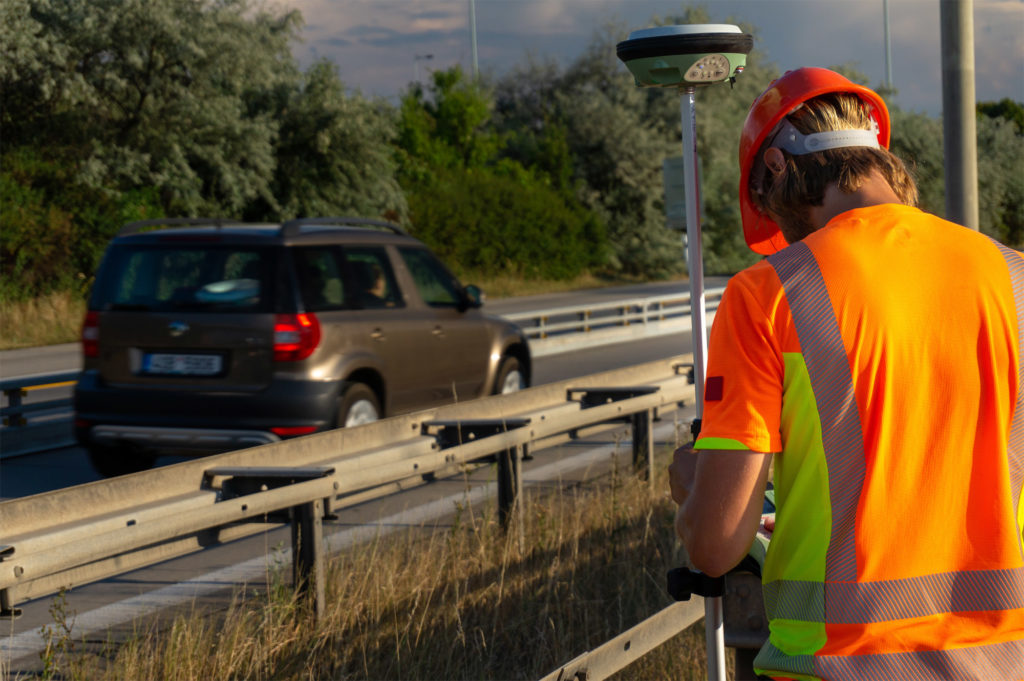 Lawson Surveying and Mapping - Control Surveys