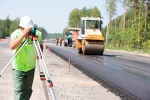 Lawson Surveying and Mapping | Street Surveys