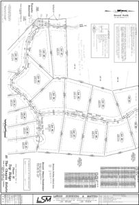 Lawson Survey & Mapping - Subdivision